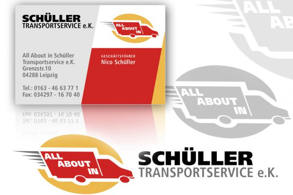 Transport Logodesign Delivery logo, Logodesigner Delivery