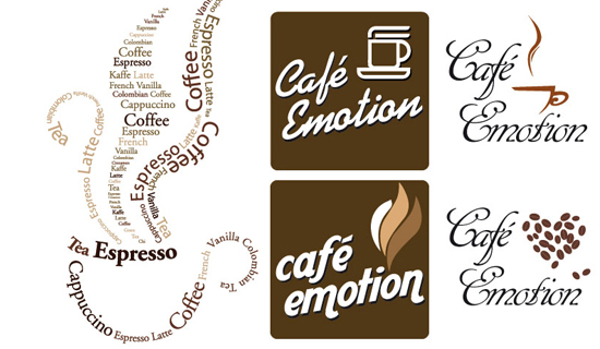 Logodesign - Café Emotion, Café, Logodesign Kaffee Bäckerei Logo