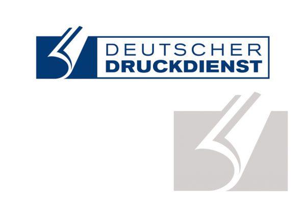 Logodesign Deutscher Druckdienst Logodesigner
