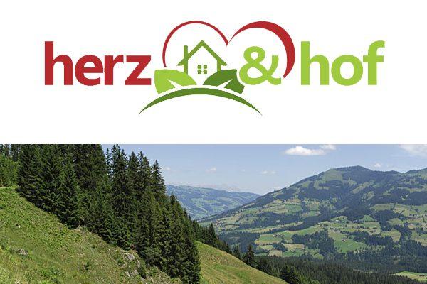 Herz und Hof - Ökohof - Öko Logodesign