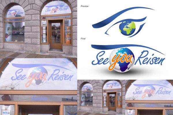 Logodesign Touristik - Logodesign Urlaub - Logodesign Reise - Reisebüro Logodesign