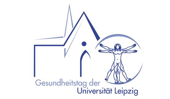 Universität Leipzig - Gesundheitstag - Logo - Logodesign