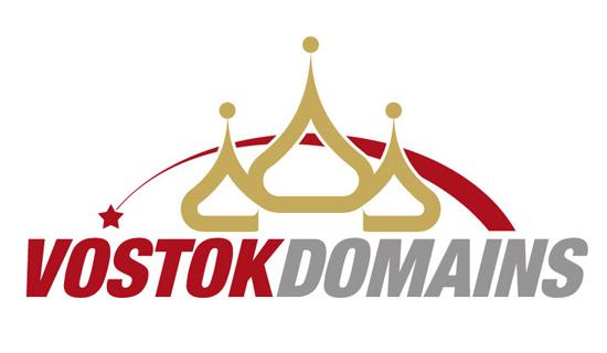 Vostok Domains - osteuropa - domains - Logodesign